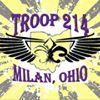 Milan Ohio Troop 214