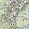 10 days of Freeride touring from Lake Geneva to the Mediterranean