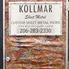 Kollmar Sheet Metal Works