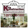 Kris Konstruction Design and Build Group