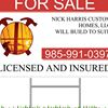 Nick Harris Custom Homes, Llc Operating as Ladner Builders LLC
