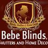 Bebe Blinds, Shutters & Home Decor