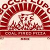 Bocca Lupo Coal Fired Pizza