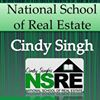 National School of Real Estate - Cindy Singh