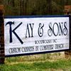 Kay and Sons Woodworks