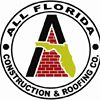 ALL FLORIDA CONSTRUCTION & ROOFING