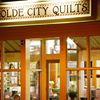 Olde City Quilts thumb