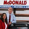McDonald Plumbing, Heating and Air, Inc.