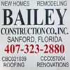 Bailey Construction Co., Inc.
