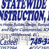 Statewide Construction, Inc.