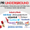 PRunderground - Online Press Release Service