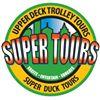 Super Duck Tours / Upper Deck Trolley Tours