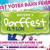 Bayern 3 Dorffest 2015 - Team Tiefenlesau