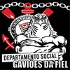 DEPARTAMENTO SOCIAL - GAVIÕES DA FIEL