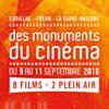 Des monuments du cinéma