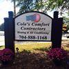 Cole's Comfort Contractors