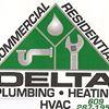 Delta Plumbing Heating HVAC
