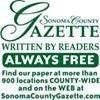 Sonoma County Gazette