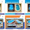 Readymade  swimming pools in India