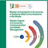 Master in Economia e Gestione della Comunicazione e dei Media - Tor Vergata