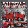 Whitey's Towing