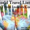 World Travel List