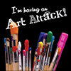 Art Attack Paint Party
