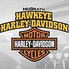 McGrath Hawkeye Harley Davidson