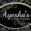 Ayesha's We Bake Memories