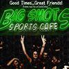Big Shots Sports Cafe
