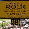 Classic Rock Stone Yard