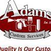 Adams Custom Services