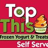 Top This Frozen Yogurt & OatMeal Breakfast Bar