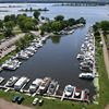 Great River Houseboats at Alma Marina