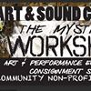 The Mystic Workhop  Art & Sound Gallery