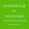 Something To Celebrate