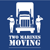 Two Marines Moving