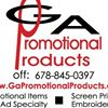 GA Promotional Products