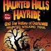 Haunted Hills Hayride