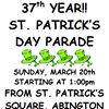 Abington St. Patrick's Day Parade