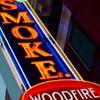 Smoke. Woodfire Grill