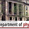 UW-Madison Department of Physics