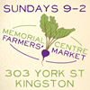 Memorial Centre Farmers' Market