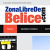 Zona Libre de Belice Certificado desde 2001