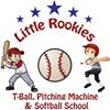 Little Rookies T-Ball, Pitching Machine, & Softball School
