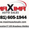 Maxima auto sales