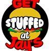 Jay's Stuffed Burgers