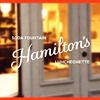Hamilton's Soda Fountain & Luncheonette