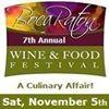 Boca Raton Wine and Food Festival, A Culinary Affair