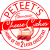 Peteet's Famous Cheesecakes